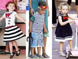 nautical chic attire 1 trend 3 ways nautical themed clothing babies