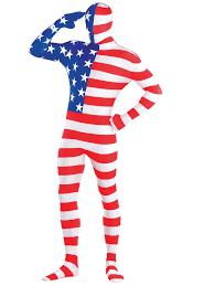 Flag Suit American Flag Party Suit Costume 844436 55 Fancy Dress Ball