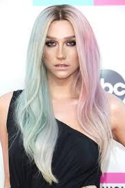 Frisuren Lange Haare F by Haare Pastell Färben Rosa Lila Und Blau Als Haarfarben Trends