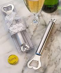 bottle opener wedding favors stainless steel bar tool favor