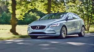 volvo cars usa 2017 volvo v40 reveal video youtube