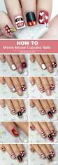 cute minnie mouse nails how to