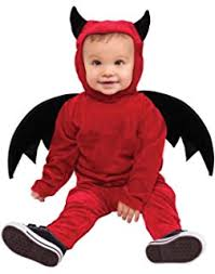 Halloween Costumes 12 18 Months Amazon Infant Baby Devil Halloween Costume 12 18 Months