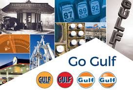 gulf oil logo new customers gulf oil