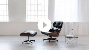 Charles Eames Armchair Eames Lounge Chair Stool