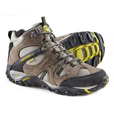 hiking boots s canada reviews merrell s yokota trail mid waterproof hiking shoes 236603