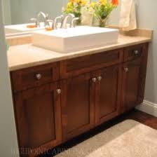 Craftsman Bathroom Vanities Inspiring Design Shaker Bathroom Vanities 36 60 48 Cabis Cherry