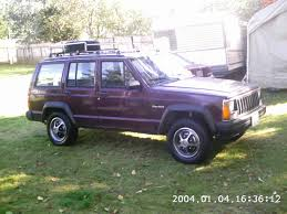 purple jeep kpnv16 1987 jeep cherokee specs photos modification info at