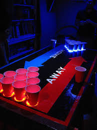 Hockey Beer Pong Table The Coolest Beer Pong Tables Complex