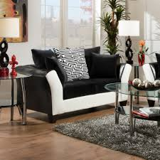 delta sofa and loveseat delta furniture jefferson zigzag black sofa loveseat