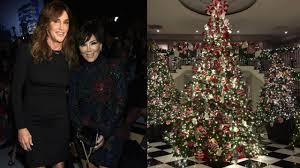caitlyn jenner says her u0027biggest u0027 holiday tradition is kris u0027 u0027over