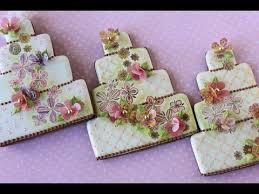 wedding cake cookies how to make multi media wedding cake cookies