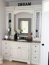 custom bathroom vanities cabinets dymek design build london
