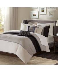 California King Duvet Set Here U0027s A Great Price On Madison Park Palisades Reversible King