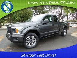 new 2018 ford f 150 xl stx 4x4 lansing mi