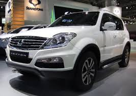 peugeot 407 coupe modified ssangyong rexton specs and photos strongauto