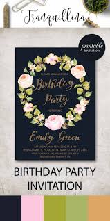 top 25 best handmade invitations birthday ideas on pinterest