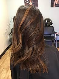 100 best ideas about brown hair caramel highlights brown hair