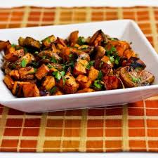 ten favorite deliciously healthy sweet potato recipes mushrooms