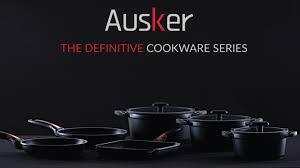 ausker redefining high quality cookware by ausker u2014 kickstarter