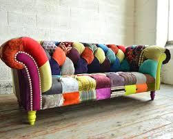 Patchwork Chesterfield - patchwork chesterfield sofa ireland catosfera net