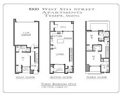 arizona floor plans 1000 on 5th urban living condos for sale rent tempe az