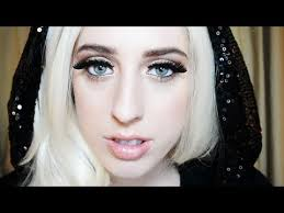 lady gaga versace makeup tutorial youtube