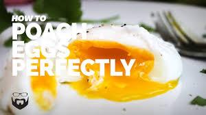 how to poach an egg youtube