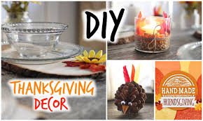 homemade thanksgiving centerpieces diy thanksgiving decor cute u0026 affordable youtube