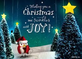 christmas twinkle postcard christmas ecard american greetings