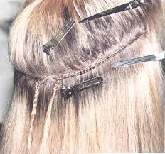 the best way to sew a hair weave sew in extensions fortheloveofhappiness