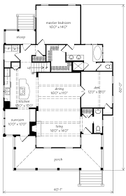 southern living floor plans aiken ridge moser design southern living house plans