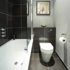 The  Best Black White Bathrooms Ideas On Pinterest Classic - Bathroom designs black and white