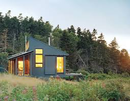 self sustaining homes tiny off grid cabin in maine is completely self sustaining