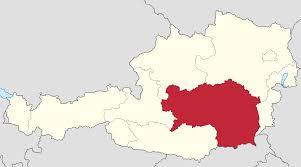 Austria Map Austria Map Steiermark