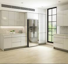 white lacquer kitchen cabinets cost lacquer white frameless kitchen cabinets