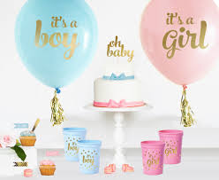 baby shower balloons gold baby shower balloons set of 3