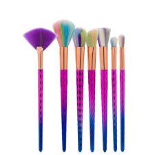 wholesale unicorn makeup brush sets colourzone wholesale