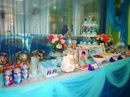 glam decoration sweet corner for belinda 4th birthday party