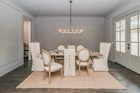 Round Back Chair Slipcovers Captivating French Dining Room Chair Slipcovers And Dining Room