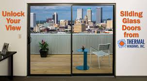 weatherstrip sliding glass door series 9900 sliding glass doors thermal windows inc