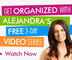 alejandra tv recipe organization archives organizing homelife