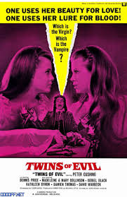 twins of evil 1971 hammer horror film with peter cushing movie