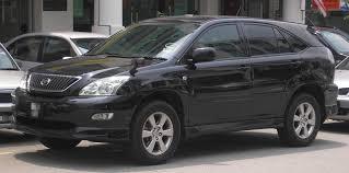 lexus harrier 2012 car picker black toyota harrier