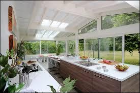 amenagement cuisine 20m2 une cuisine dans la véranda visitedeco