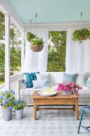 Screened In Porch Decor 319 Best Porch Inspiration Images On Pinterest Terraces