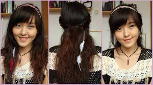 feather headbands diy boho feather headband how i style it 3 hairstyles