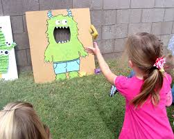Halloween Party Ideas For Toddlers by Best 25 Monster Party Games Ideas On Pinterest Monster