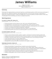 dental hygiene resume exles resume dental hygienist resume sles sle of hygiene dental