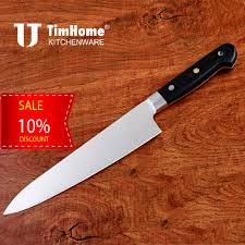 100 high carbon stainless steel kitchen knives 15 piece